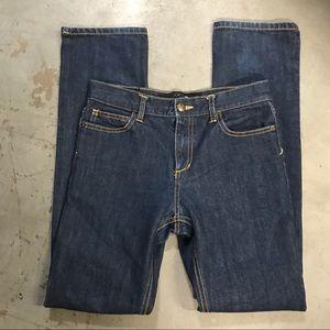 Joe's Girls Straight Slim Fit Jeans Size 16